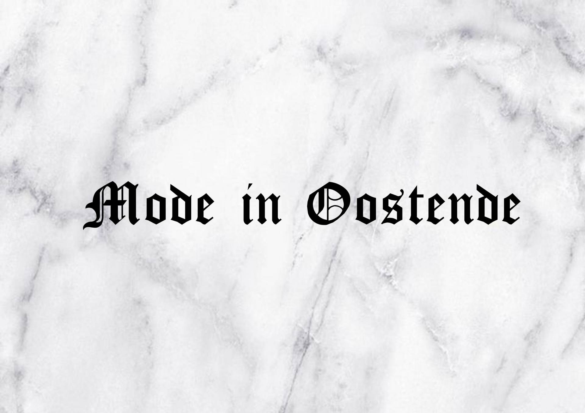 VLOG | #MODE IN OOSTENDE